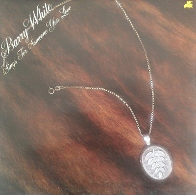 Barry White - Barry White Sings For Someone You Love (LP)