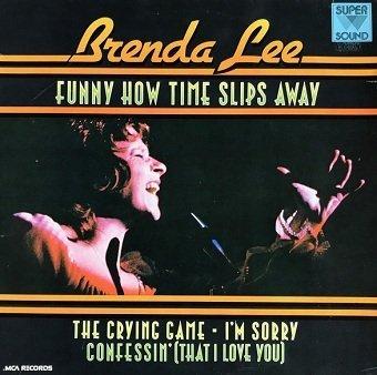 Brenda Lee - Funny How Time Slips Away (LP)