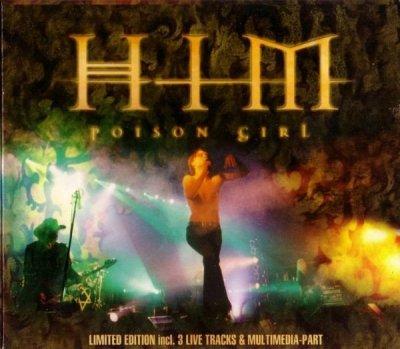 HIM - Poison Girl (Maxi-CD)