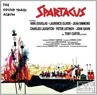 Alex North - Spartacus - The Sound Track Album (CD)