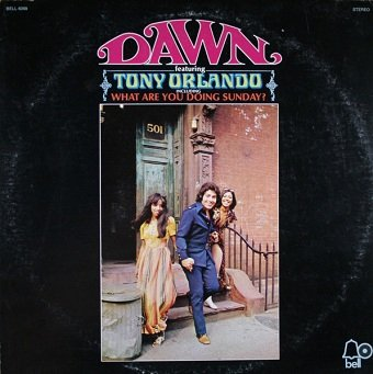 Dawn Ft. Tony Orlando - Dawn Ft. Tony Orlando (LP)