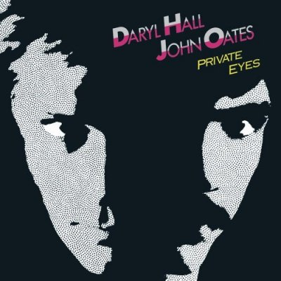 Daryl Hall & John Oates - Private Eyes (CD)