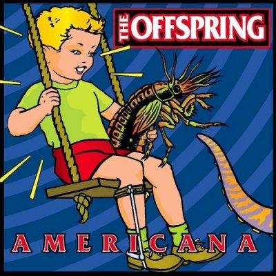 The Offspring - Americana (CD)