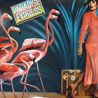 Paradise Express - Paradise Express (LP)