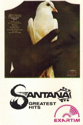 Santana - Greatest Hits (MC)