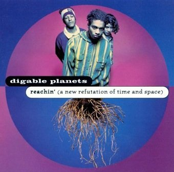 Digable Planets - Reachin' (A New Refutation Of Time And Space) (CD)