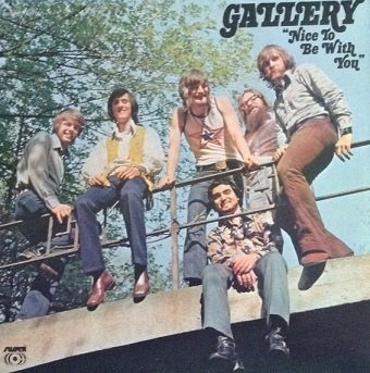Gallery - Nice To Be With You (LP)