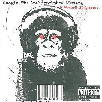 Me'Shell NdegéOcello - Cookie: The Anthropological Mixtape (CD)