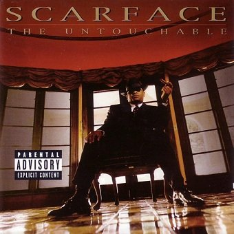 Scarface - The Untouchable (CD)