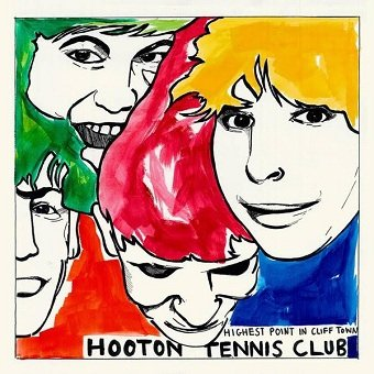 Hooton Tennis Club - Highest Point In Cliff Town (LP)
