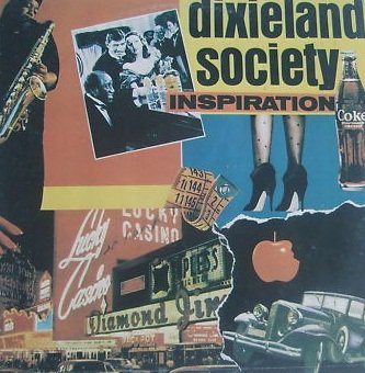 Dixieland Society Inspiration (LP)