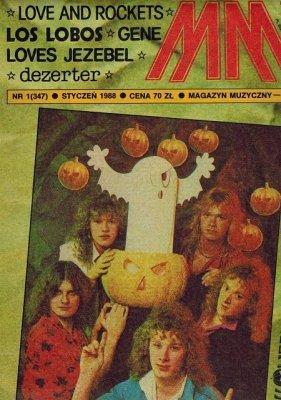 Magazyn Muzyczny Nr 1 (347) Styczeń 1988