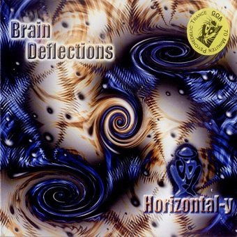 Brain Deflections - Horizontal-y (CD)
