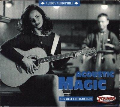 Acoustic Magic (CD)