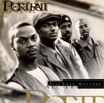 Portrait - All That Matters (CD)