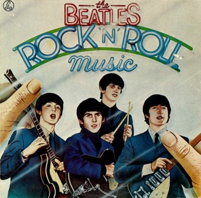 The Beatles - Rock 'N' Roll Music (2LP)