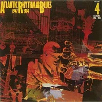 Atlantic Rhythm And Blues 1947 - 1974 Volume 4 1958 - 1962 (CD)