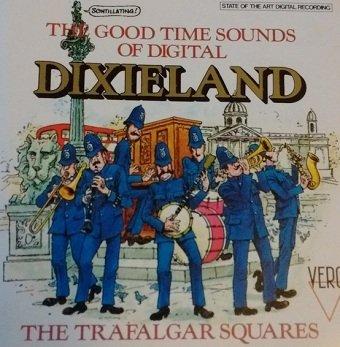 Digital Dixieland With The Trafalgar Squares – Digital Dixieland With The Trafalgar Squares (CD)