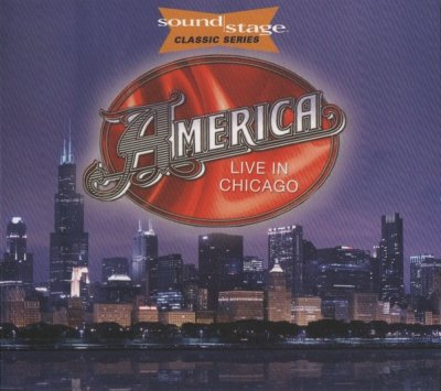 America - Live In Chicago (CD+DVD)