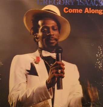 Gregory Isaacs - Come Along (LP)