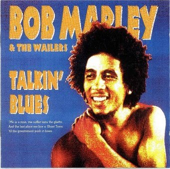 Bob Marley & The Wailers - Talkin' Blues (CD)