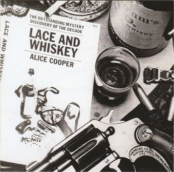 Alice Cooper - Lace And Whiskey (CD)