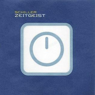 Schiller - Zeitgeist (CD)