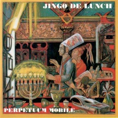 Jingo De Lunch - Perpetuum Mobile (CD)