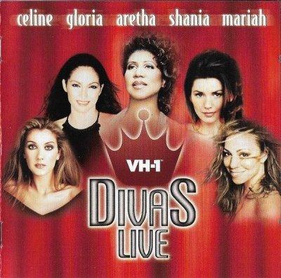 Divas - VH1 Divas Live (CD)