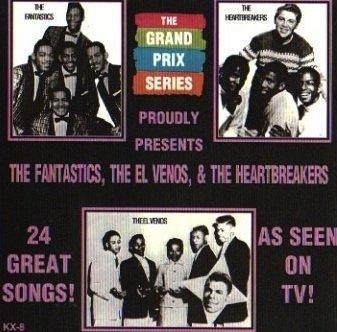 The Fantastics, The El Venos & Heartbreakers (CD)