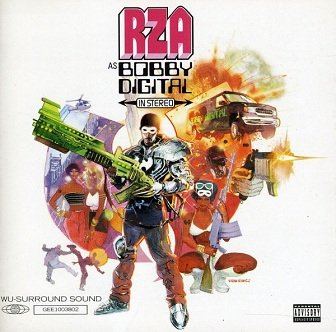 RZA As Bobby Digital - In Stereo (CD)