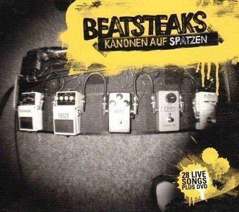 Beatsteaks - Kanonen Auf Spatzen (2CD+DVD)