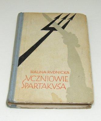 Halina Rudnicka - Uczniowie Spartakusa