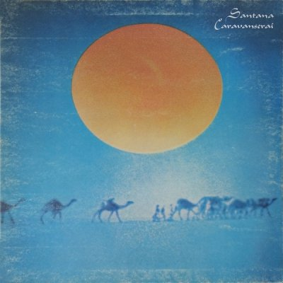 Santana - Caravanserai (LP)