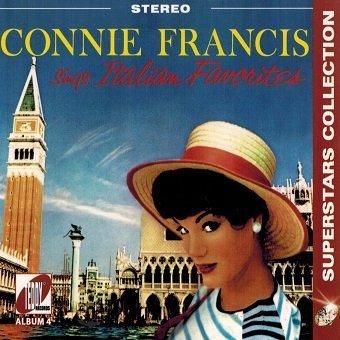 Connie Francis - Sings Italian Favorites (CD)