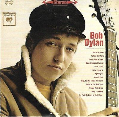 Bob Dylan - Bob Dylan (CD)