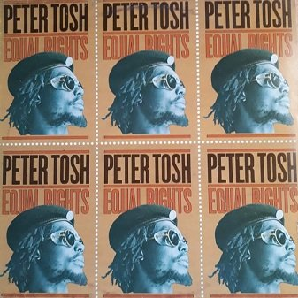 Peter Tosh - Equal Rights (LP)