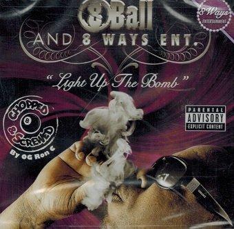 Eightball - Light Up The Bomb (Chopped & Screwed) (CD)