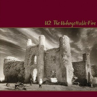 U2 - The Unforgettable Fire (CD)