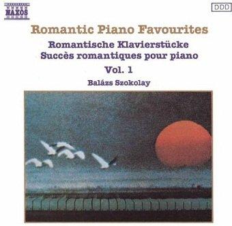 Balázs Szokolay - Romantic Piano Favourites Vol.1 (CD)