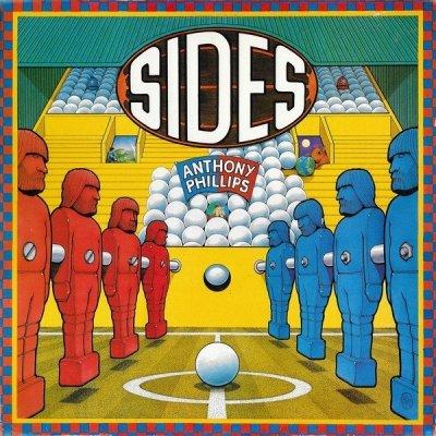 Anthony Phillips - Sides (LP)