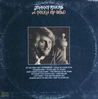 Johnny Rivers - A Touch Of Gold (LP)