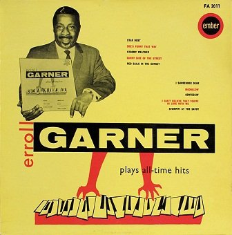 Erroll Garner - Plays All-Time Hits (LP)