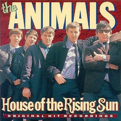 The Animals - House Of The Rising Sun (CD)