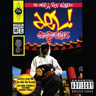 Del! The Funky Homosapien - No Need For Alarm (CD)