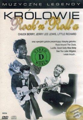 Królowie Rock'n'Roll'a - Chuck Berry, Jerry Lee Lewis, Little Richard (CD+DVD)
