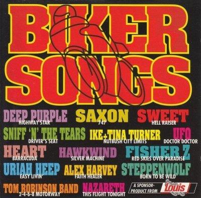 Biker Songs (CD)