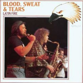 Blood, Sweat & Tears - Latin Fire (LP)
