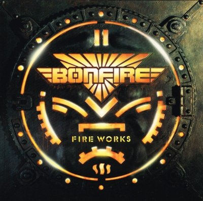 Bonfire - Fire Works (LP)