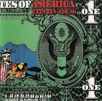 Funkadelic - America Eats Its Young (CD)
